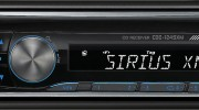 Alpine CDE-124SXM CD Receiver w XM Radio