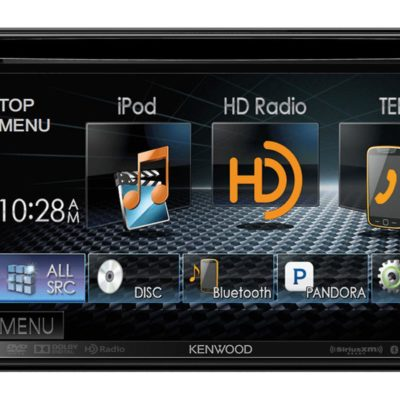 Kenwood Excelon DDX492 DVD Receiver