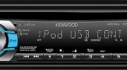 Kenwood Excelon KDC-X396 CD Receiver