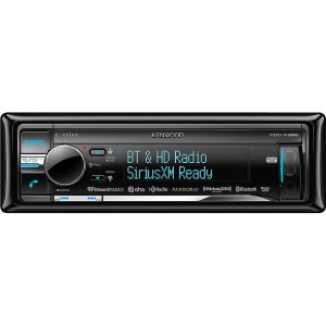 Kenwood eXcelon KDC X998 CD Receiver