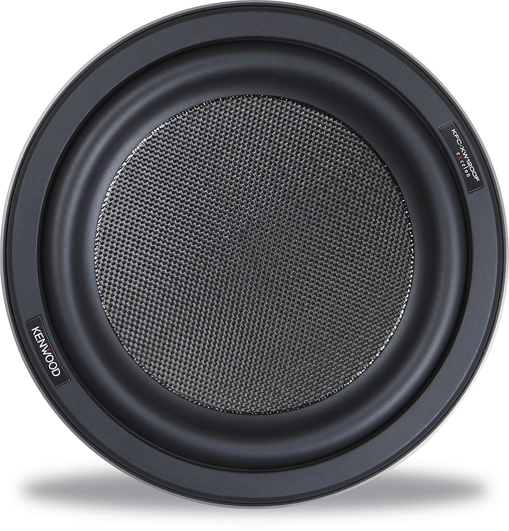 Shallow mount inch subwoofer