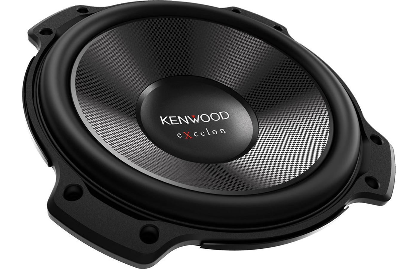 Kenwood Kfc Xw120 Excelon Series 12 Inch 4 Ohm Subwoofer
