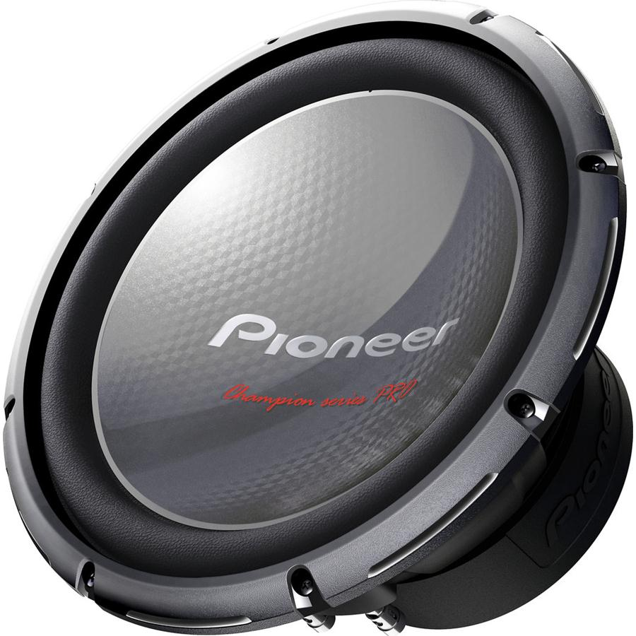 pioneer chion series pro ts w3003d4 12 inch subwoofer car toyz