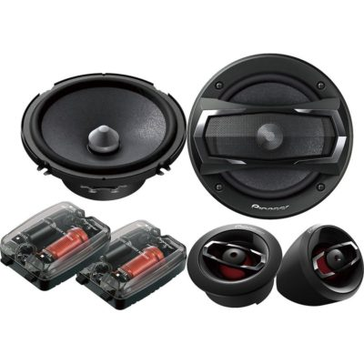 Pioneer TS-A1605C 6.75-inch Component Speaker System