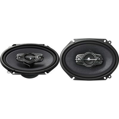 Pioneer TS-A6885R 5x7-6x8-inch 4-way Speakers