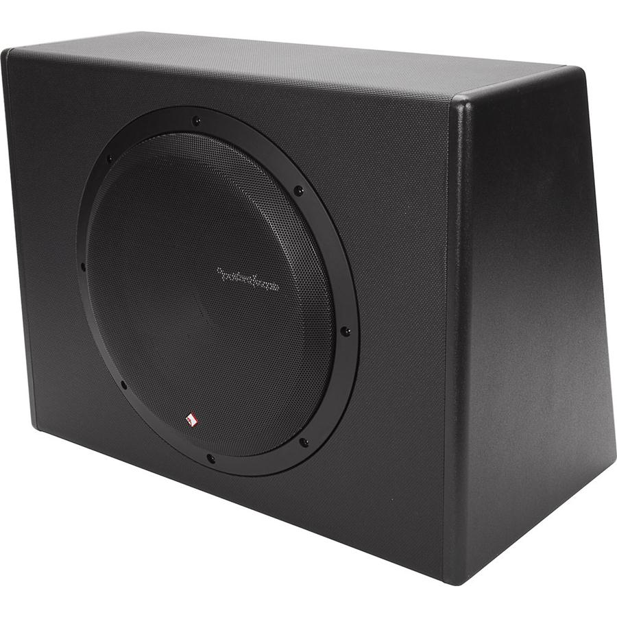 Marine subwoofer enclosure