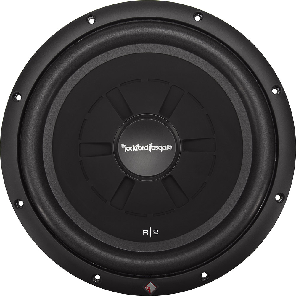 Punch Subwoofers - Rockford Fosgate - Product Selector