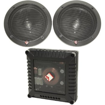 Rockford Fosgate T2652-s 6.5-Inch Component Speakers