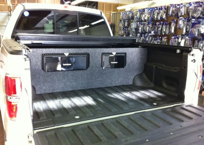 Ford F150 Bed Install