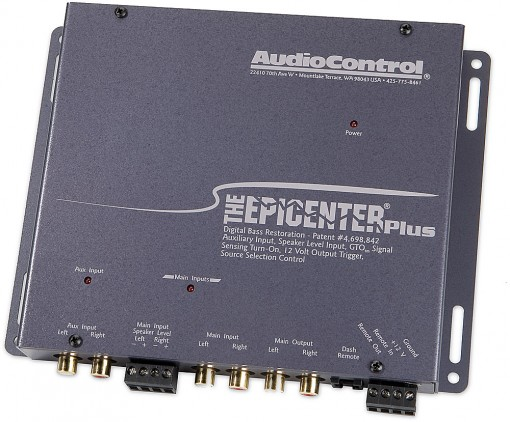 AudioControl Epicenter Plus Bass Processor
