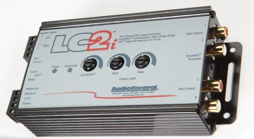 AudioControl LC2i 2-Channel Line Output Converter