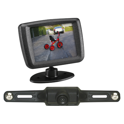 Audiovox ACA240 Rear-view Observation System