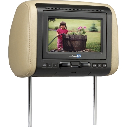 Audiovox AVXMTGHR1D 7-inch Headrest DVD Player