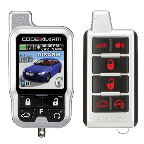 Code Alarm PROCOMP Security System