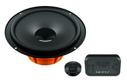 Hertz DSK-165.3 6.5-inch Component Speakers