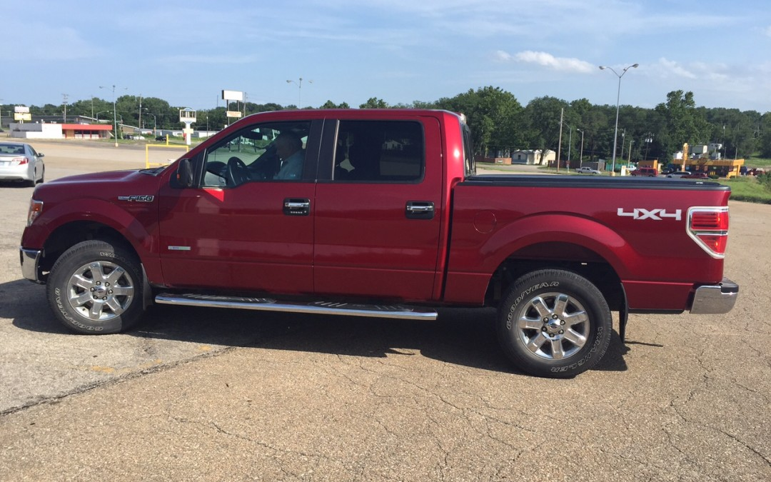 2015 F-150 Tonneau Cover and Mud Flaps