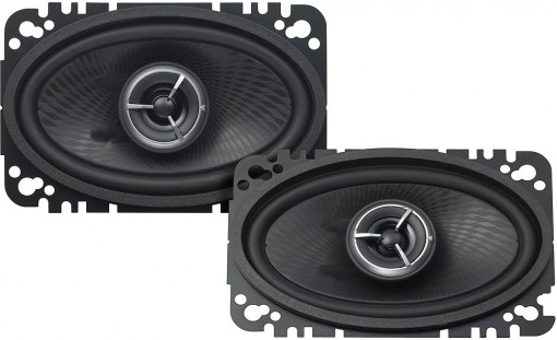 Kenwood Excelon KFC-X463C 4×6-inch Two-Way Speakers