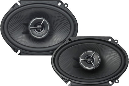 Kenwood Excelon KFC-X683C 6×8-inch Two-way Speakers