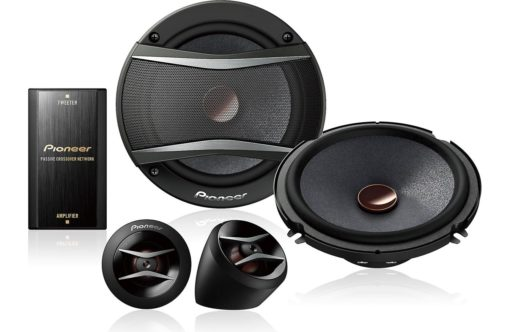 Pioneer TS-A1606C 6.75-inch Component Speaker System