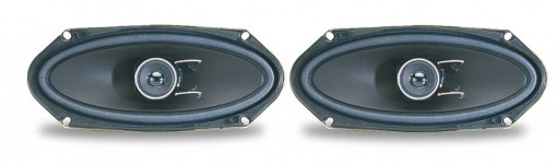 Pioneer TS-A4103 4×10-inch Two-Way Speakers
