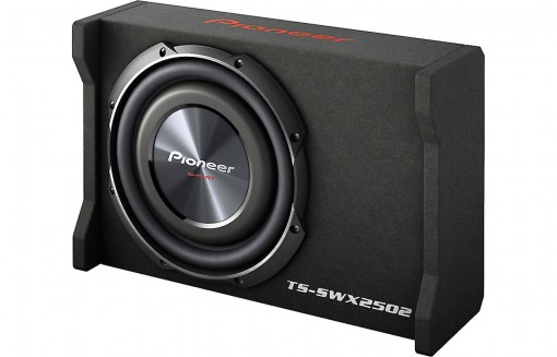 Pioneer TS-SWX2502 Sealed Enclosure with 10-inch Subwoofer