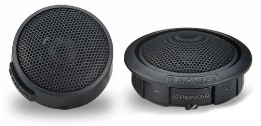 Pioneer TS-T110 7-8-inch Poly Dome Tweeters