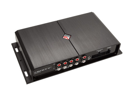 Rockford Fosgate 3SIXTY.3 8-Channel Signal Processor and EQ