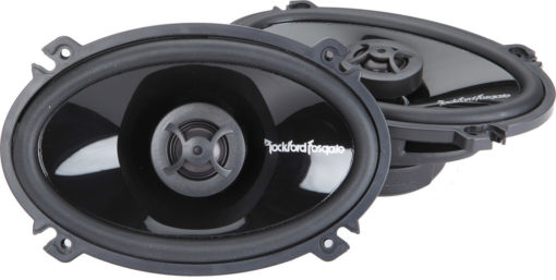 Rockford Fosgate P1462 Punch 4×6-inch Two-Way Speakers