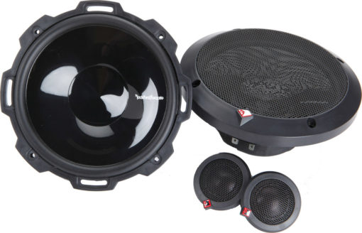 Rockford Fosgate P1652-S Punch 6.75-inch Component Speakers