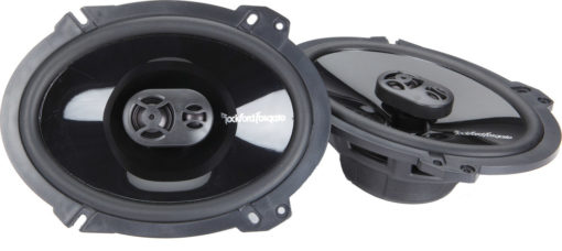 Rockford Fosgate P1683 Punch 6×8-inch Three-Way Speakers