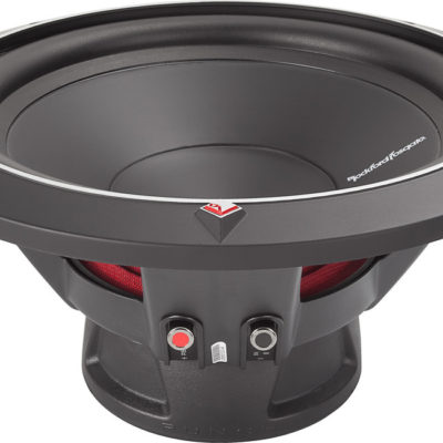 rockford fosgate punch p300 12 single 12 inch subwoofer w. Black Bedroom Furniture Sets. Home Design Ideas