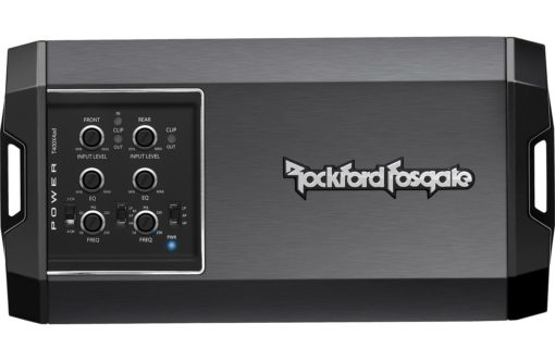 Rockford Fosgate Power T400X4ad Compact 4-Channel Amplifier