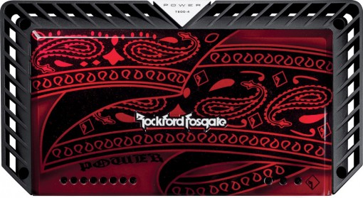 Rockford Fosgate Power T600-4 4-channel Amplifier
