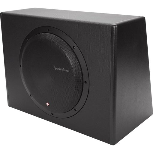 Rockford Fosgate Punch P300-12 Single 12-inch Subwoofer w Enclosure