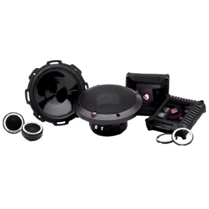 Rockford Fosgate T1652-S 6.5-inch Power T1 Component Speakers