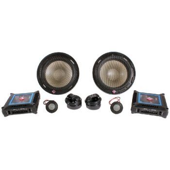 Rockford Fosgate T3652-s 6.5-Inch T3 Component Speakers