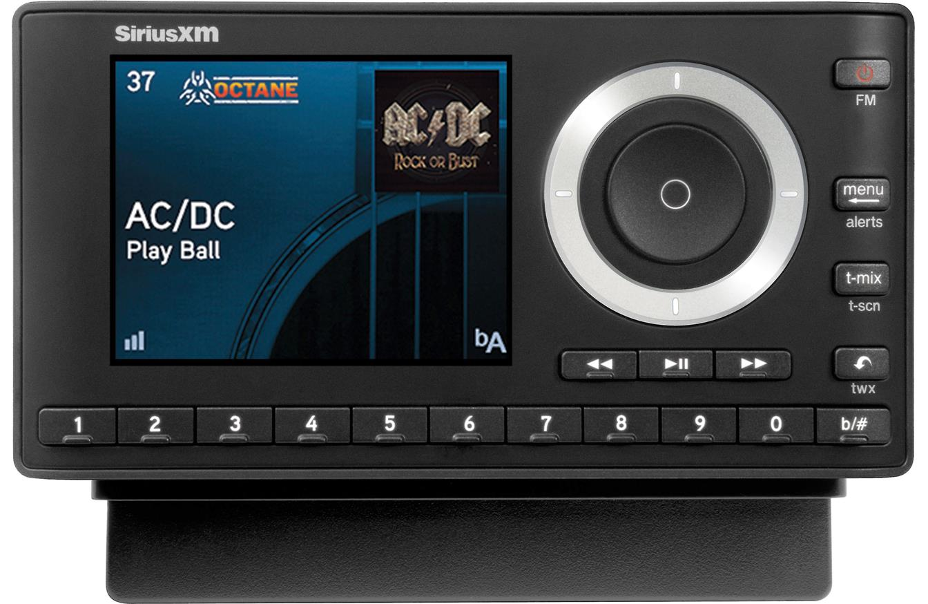 Siriusxm Xdnx1v1 Onyx Plus With Vehicle Kit